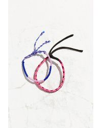 Urban Outfitters | Purple Friendship Bracelet Set | Lyst