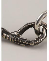 Ann Demeulemeester | Black Bracelet | Lyst