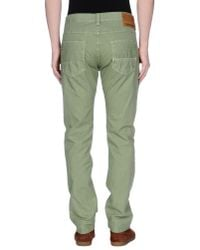 Care Label | Green Casual Trouser for Men | Lyst