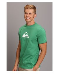 Quiksilver Green Mountain Wave Tee for men