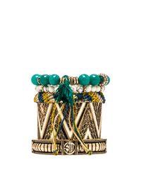Samantha Wills - Green Tribal Dreamer Bracelet Set - Lyst
