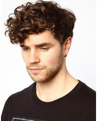 ASOS - Metallic Earring Pack with Small Hoop for Men - Lyst