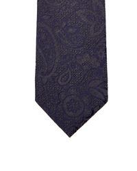 Gucci - Multicolor Floral-jacquard Silk And Wool-blend Tie for Men - Lyst