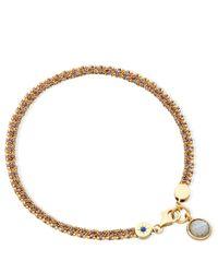 Astley Clarke - Gray 'woven Biography' Bracelet - Lyst