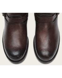 Frye | Red Engineer 12r for Men | Lyst