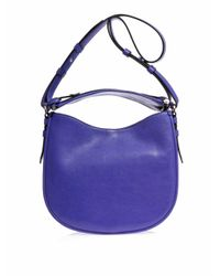 Givenchy | Blue Obsedia Crossbody Hobo Bag | Lyst