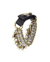 Jenny Bird Metallic Talitha Bracelet