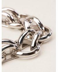 Vita Fede   Metallic Mini Anneli Link Bracelet   Lyst