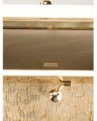Dolce & Gabbana Metallic 'sarah' Tote