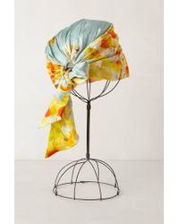 Eugenia Kim | Orange Floral Turban | Lyst
