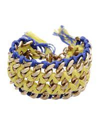 Liu Jo Yellow Bracelet
