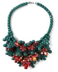 EK Thongprasert Green Alpina Necklace
