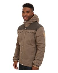 Fjallraven - Brown Greenland No. 1 Down Jacket for Men - Lyst