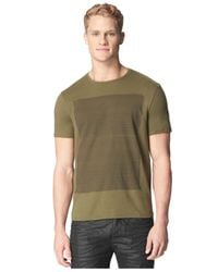 Calvin Klein Jeans - Green Knockout T-Shirt for Men - Lyst