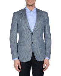 Tonello | Blue Blazer for Men | Lyst
