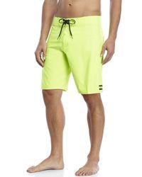 Billabong - Green All Day X Board Shorts for Men - Lyst