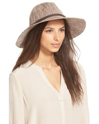Hinge | Brown Packable Floppy Hat | Lyst