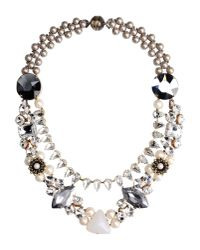 Tataborello | Metallic Necklace | Lyst