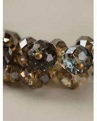 Isabel Marant Metallic Polly Hoop Earrings