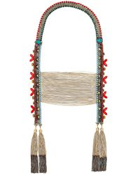 Iosselliani | Multicolor Indian Summer Necklace | Lyst