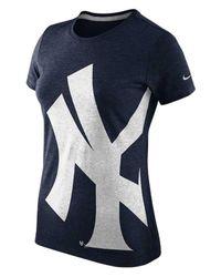 Nike Black Women'S New York Yankees Balt T-Shirt