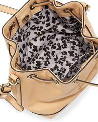 Rebecca Minkoff | Brown Fiona Mini Bucket Bag | Lyst