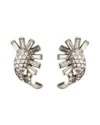 Ben-Amun | Metallic Kate Earrings | Lyst