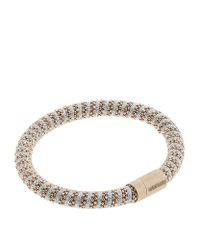 Carolina Bucci | Metallic Twister Rose-Gold Plated Bracelet | Lyst