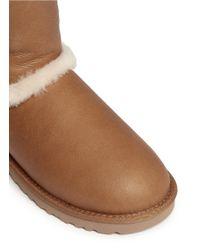UGG Brown 'skylah' Boots