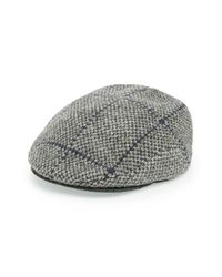 Polo Ralph Lauren | Gray Wool Blend Driver Cap for Men | Lyst