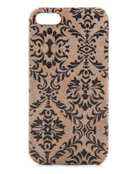 Jagger Edge Brown Lace Iphone 5 / 5S Case - Taupe