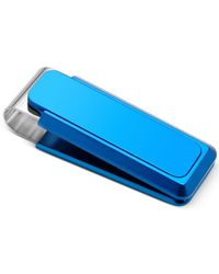 M-clip - Blue Uv2 Solid Money Clip for Men - Lyst