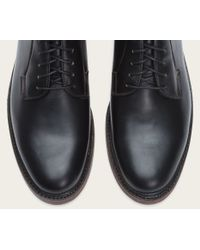 Frye - Black James Oxford for Men - Lyst