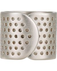 Jennifer Fisher | Metallic bandaid Ring for Men | Lyst