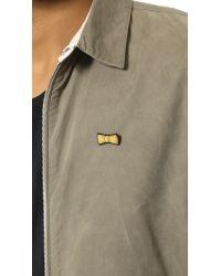 Macon & Lesquoy | Metallic Bow Tie Pin | Lyst