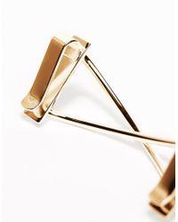 Vibe Harsløf | Metallic Lacepiece Gold | Lyst