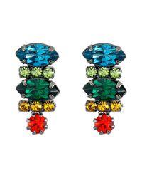 DANNIJO | Multicolor Tucan Earrings | Lyst