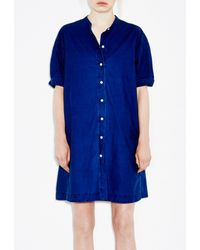 M.i.h Jeans - Blue Poets Dress - Lyst