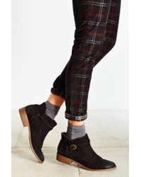 BC Footwear - Black Village Ankle Boot - Lyst
