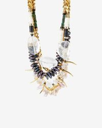 Lizzie Fortunato Metallic Exclusive Excess and Elegance Necklace