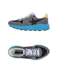 Golden Goose Deluxe Brand | Gray Low-tops & Trainers for Men | Lyst