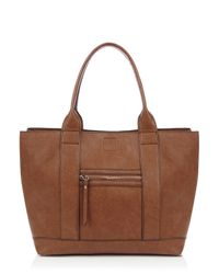 Oasis Brown Tammy Tote