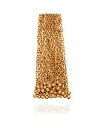 Solange Azagury-Partridge - Metallic Tassle Necklace - Lyst
