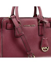 MICHAEL Michael Kors - Red Handbag - Lyst