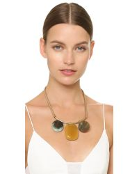 Marni - Multicolor Resin Necklace - Opal - Lyst