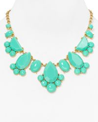 kate spade new york Blue Day Tripper Necklace 18