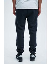 Carhartt Blue Chase Joggers in Navy for men