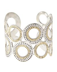 Kathy Kamei | Multicolor 'relationship' Cuff | Lyst