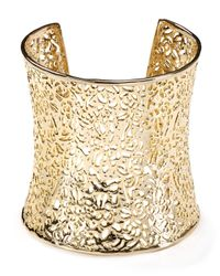 Kendra Scott | Metallic Ainsley Cuff | Lyst