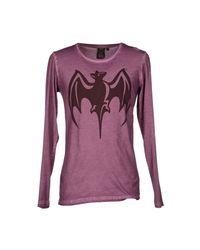 Blomor Purple T-Shirt for men